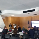 Focus group session at Vaughan City Hall