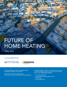 Future of Home Heating publication cover